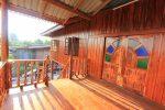 บานประตูไม้ทรงไทยเครื่องประดับบ้านยอดนิยม